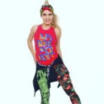 bigshow.lv pasākumu aģentūra, zumba fitness - Kristīne Rubene
